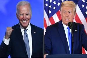 Joe Biden se dit en bonne voie de l'emporter, Trump revendique une « grande victoire »