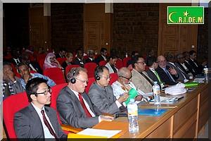 Photos vid o journ e de communication sur l for Chambre de commerce mauritanie