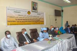 Mauritanie : Célébration de la journée nationale des personnes handicapées