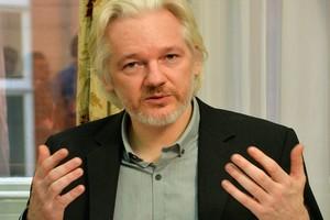 Julian Assange,