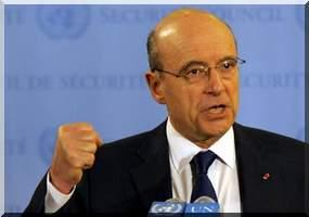 Libye – Mali : la grande arnaque et l'hypocrisie abyssale de la France. juppe_alain_poing