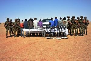 Mauritanie: Alger libأ¨re 29 orpailleurs mauritaniens