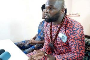 Bénin : Kemi Seba se dresse contre l'arrestation de Biram Dah Abeid en Mauritanie