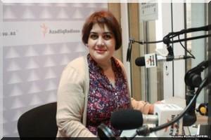 """Résultat de recherche d'images pour """"La journaliste d'investigation Khadija Ismayilova"""""""
