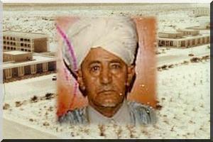 Figures historiques : homme à Mohamed Ould Khayar, 1er maire de Nouakchott