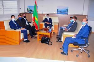 Kosmos Energy réaffirme son engagement pour le projet gazier Grand Tortue Ahmeyim (GTA)