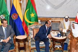 Mauritanie-Koweït : signature de quatre accords de coopération