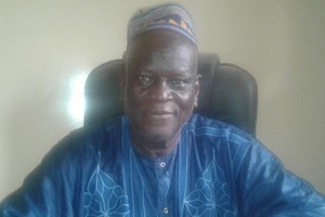 Ladji Traoré, député APP à l'Assemblée Nationale :