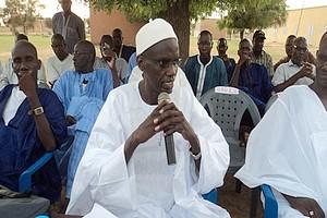 Thialgou/Boghé : Conférence sur le thème : rôle de la femme dans la société Mauritanienne