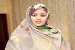 Une mauritanienne dans le Top Ten des jeunes