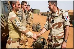 Mauritanie: visite du commandant en chef de «Barkhane»