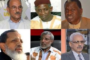 Mauritanie : des Chefs de partis grands absents du futur Parlement