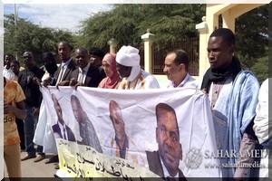 URGENT : Transferement des leaders de l'IRA Biram et Brahim à Nouakchott