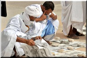 Réprobation en Mauritanie après un appel à tuer un journaliste