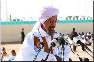 Biram: l'imam de la grande mosquée de Nouakchott est