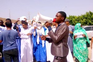 Mauritanie : Transition présidentielle
