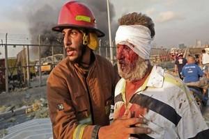 Beyrouth: le Liban panse ses plaies après l'explosion qui a fait 100 morts et 4000 blessés