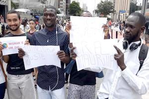 Mobilisation internationale sans précédent contre l'Esclavage et le Racisme en Mauritanie et pour la Libération de Biram Dah Abeid dans le Monde