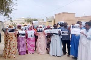 Mauritanie: protestation contre l'arrestation de deux journalistes