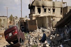 Libye : l'armée américaine accuse la Russie d'avoir déployé des avions de chasse