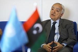Libye: devant l'ONU, Ghassan Salamé dénonce toujours les ingérences étrangères