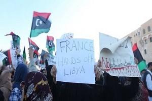 Libye : la France pointée du doigt