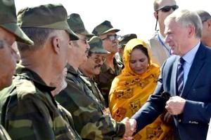 ONU-Sahara-Maroc-Algérie-Polisario-conflit-diplomatie-Mauritanie L'avenir du Sahara occidental débattu à Genève après des années d'impasse