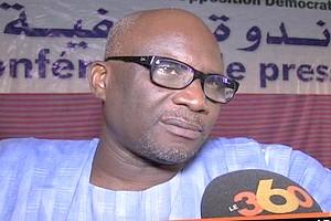Vidéo. Lô Gourmo dénonce le système d'apartheid en Mauritanie