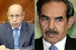 Mauritanie: Entretien téléphonique entre Ghazouani et Ould Taya