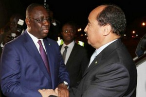 Mauritanie-Sénégal: brouille entre Nouakchott et Dakar à cause des droits-de-l'hommistes