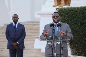 Concertations sur la gestion des ressources gazières et pétrolières prévues en mai (Macky Sall)