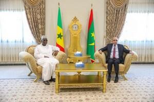 Mauritanie-Sénégal : signature de 7 nouveaux accords dans les domaines judiciaire, les équipements et les transports et la pêche