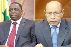 Présidentielle en Mauritanie : Le président Macky Sall félicite El Ghazouani...