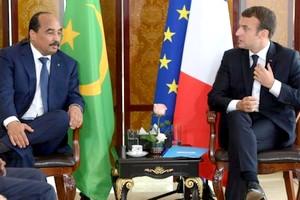Mauritanie. Sommet de l'UA: la présence du président français confirmée