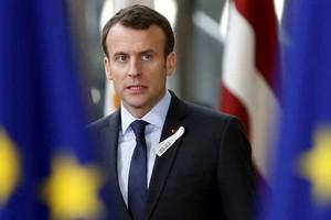 Une rencontre attendue entre Emmanuel Macron et le président du mouvement IRA