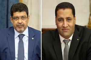 Conférence de presse conjointe des ministres de la culture, porte-parole du Gouvernement, et des finances