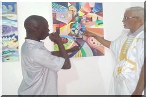 Venez écouter Mohamed Ould Sidi à la maison des artistes