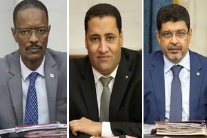Conférence de presse conjointe des ministres de la Culture, de l'Economie et de la Justice