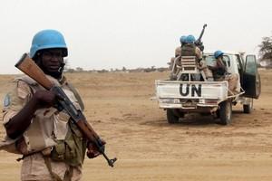 Deux casques bleus tuأ©s dans une attaque dans le nord du Mali