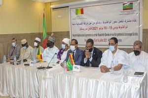 Fin de la rencontre mauritano-malienne pour réactiver le corridor Nouakchott-Bamako