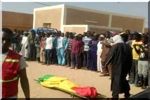 Mali   Décès de notre compatriote Mody Boubou Coulibaly à Nouakchott : L'Association Malienne des expulsés exige des éclaircissements de la part des autorités mauritaniennes