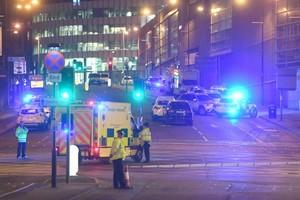 Royaume-Uni: à Manchester, une attaque meurtrière après un concert fait 22 morts