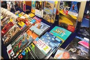 Réception de 800 mille manuels scolaires