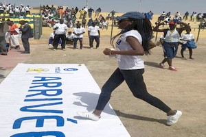 7ème Edition du Marathon International de Nouadhibou [PhotoReportage]