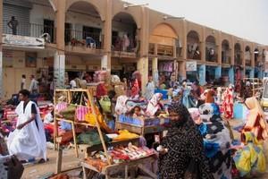 Nouakchott : les commerçants du marché  de la capitale sommés de quitter la place