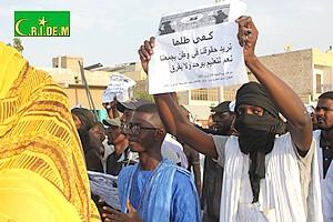Vidéo. Mauritanie: la longue marche de la communauté haratine pour la liberté et l'égalité