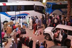 Le rapatriement des mauritaniens qui étaient bloqués au Maroc s'est achevé