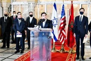 Le Maroc signe avec Israël une déclaration pour établir « sans délai » des relations diplomatiques « complètes »