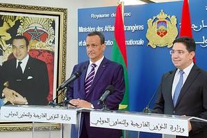 Voilà ce qui a été convenu entre le Maroc et la Mauritanie