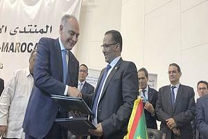 Le patron des entrepreneurs marocains demande la suppression du visa entre la Mauritanie et le Maroc